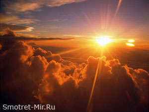 Интенсивность солнечного излучения
