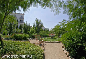 Крымские парки фото