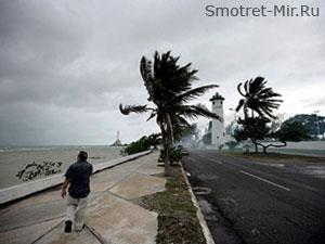 Опасные явления погоды