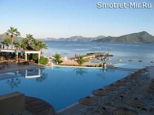 Отдых на Эгейском море