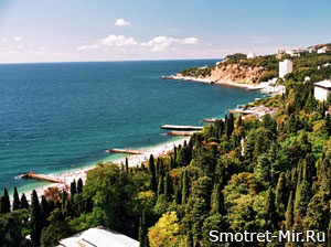 Парки Крыма фото