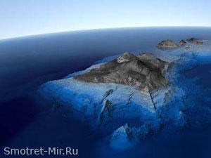 Подводные горы