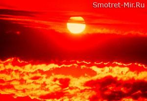 Температура атмосферы Земли