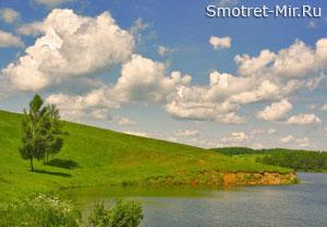 Украинская лесостепь