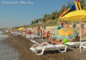 Частный отдых в Крыму