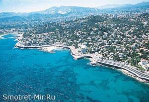 Вода в Средиземном море