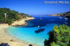 Воды Средиземного моря
