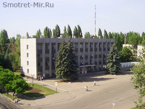Город Орджоникидзе
