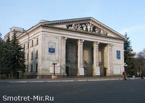 Драмтеатр Мариуполя