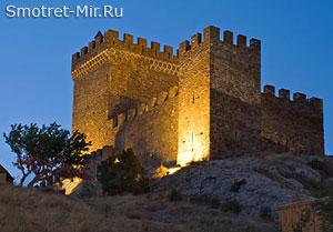 Исторические памятники Крыма