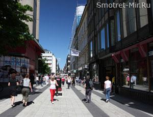 Магазины Стокгольма