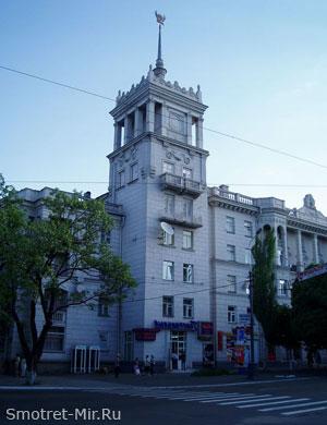 Мариуполь в Украине