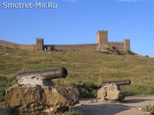 Памятники Крыма