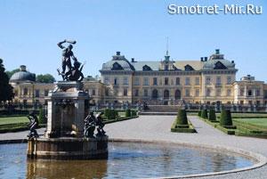 Резиденция королей Швеции