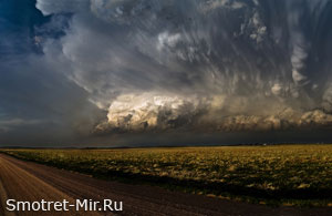 Буря небо кроет