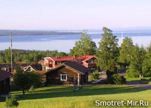 Даларна в Швеции