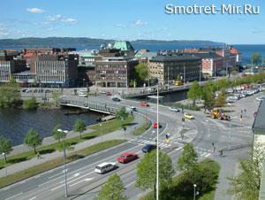 Йенчепинг в Швеции