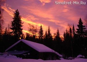Норрботтен в Швеции