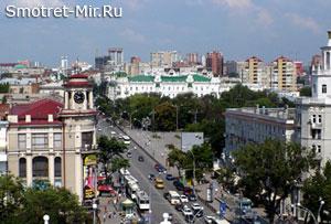 Ростов город