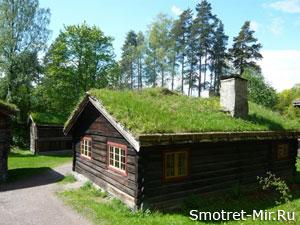 Сельская местность Скандинавии