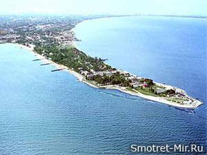 Таганрогский залив фото