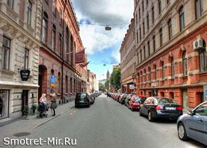 Улицы Гетеборга