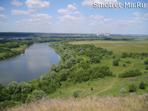 Устье реки Дон