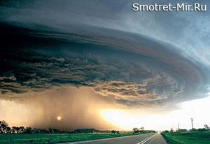 Фото торнадо