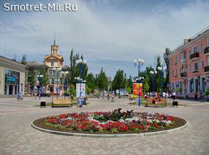 Город Бердянск