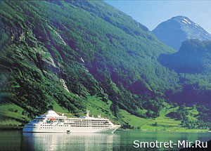 Круиз норвежские фьорды
