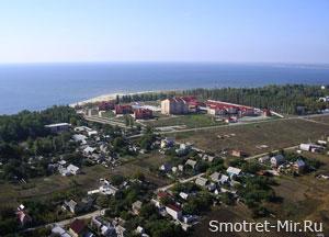 Поселок Ялта