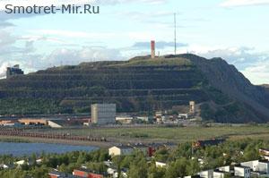 Рудник Кируна