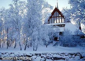 Север Швеции