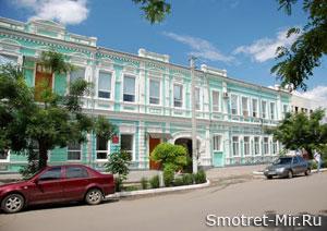 Училище Геническа