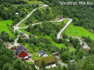 Долины Норвегии