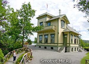 Дом-музей Эдварда Грига