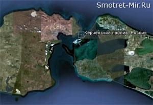 Керченский пролив фото