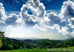 Содержание озона в атмосфере