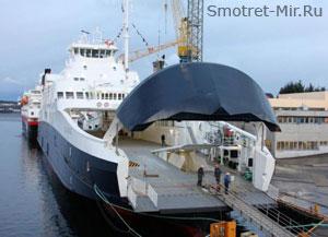 Норвегия морской транспорт