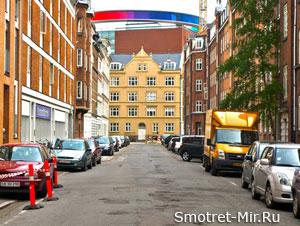Орхус в Дании