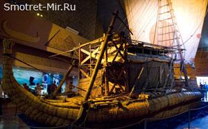 Осло музей викингов