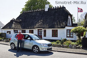 Путешествие по Дании