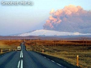 Вулканы Исландия фото