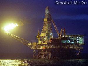 Добыча нефти в Норвегии