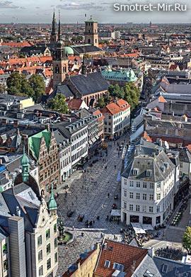 Копенгаген история