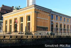 Музей Торвальдсена в Копенгагене