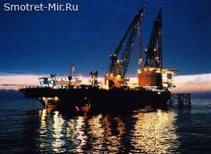 Нефть в Северном море