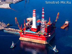 Перевозка нефти танкерами