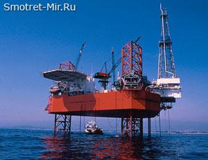 Районы добычи нефти