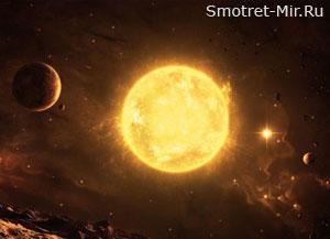 Влияние солнечной активности